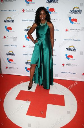 Editorial photo of American Red Cross Humanitarian Celebration, Los Angeles, USA - 09 Mar 2018