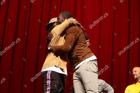 Lena Waithe, Creator/Writer/Executive Producer, and Rick Famuyiwa, Director/Executive Producer,