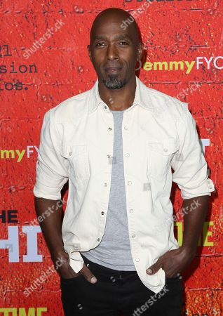 """Ntare Guma Mbaho Mwine attends a """"The Chi"""" For Your Consideration event at the DGA Theater, in Los Angeles"""