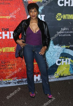"""Dawnn Lewis attends a """"The Chi"""" For Your Consideration event at the DGA Theater, in Los Angeles"""