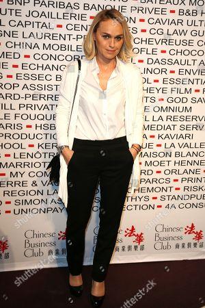Stock Picture of Cecile de Menibus