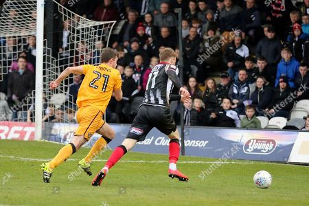Editorial image of Grimsby Town FC v Port Vale, EFL Sky Bet League 2 - 10 Mar 2018