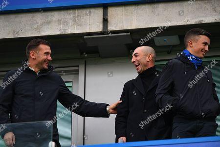 Editorial image of Chelsea v Crystal Palace, Premier League, Stamford Bridge, London, UK - 10 Mar  2018