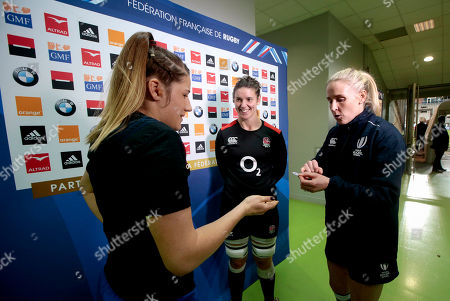 Editorial picture of Women's Six Nations Championship Round 4, Stade des Alps, Grenoble, France  - 10 Mar 2018