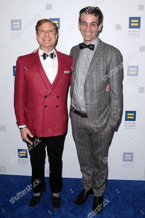 Ron Galperin and Zachary Shapiro