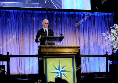 Anderson Cooper speaks about his experience with dyslexia at The Windward School Benefit, in New York. The School honored Anderson Cooper along with Drs. Sally and Bennett and Christine and Stephen A. Schwarzman for their contributions and advocacy towards educating students with dyslexia and language-based learning disabilities