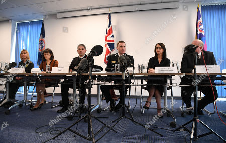 Editorial picture of Investigation into poisoning of former Russsian spy, Salisbury, United Kingdom - 11 Mar 2018