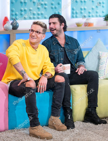 Oliver Proudlock and Alik Alfus