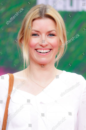 Stock Photo of Annica Hansen