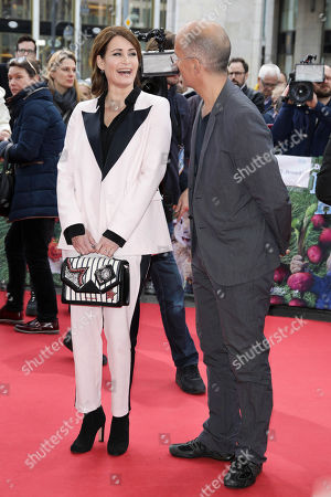 Anja Kling and Christoph Maria Herbst