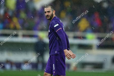 Fiorentina plays the first match without the captain Davide Astori sudden death on past week-end aged 31. Riccardo Saponara of Fiorentina