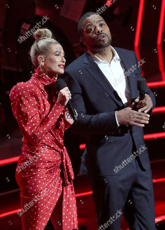 Hailey Baldwin and Method Man