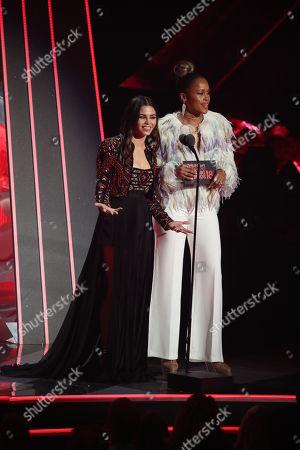 Jenna Dewan and Eve
