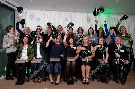 The First Ireland Women's Rugby Squad From 1993. Pictured (L-R Back Row) Mary O'Beirne (First IRWFU President) Kim Donohoe, Kathryn Henessy, Anne Parsons, Therese Kennedy, Cath Burgess, Tanya Waters, Eileen McGrann, Deirdre Fitzgerald, Ciara McNaughton and Niki Ordman. (L-R Front Row) Joanne Moore, Aoife Rodgers, Trina Watt, Jill Henderson, Cath Mulalley, Clare Hoppe and Zoe Fordham