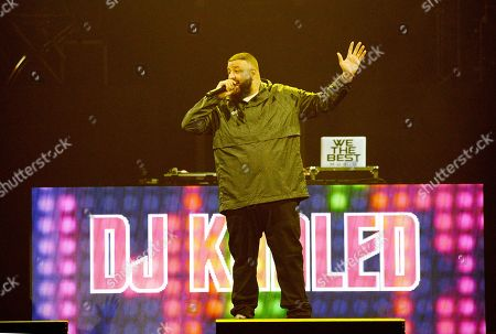 Stock Picture of DJ Khaled