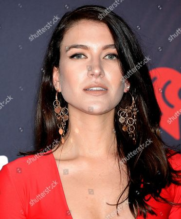 Editorial image of iHeart Radio Music Awards, Arrivals, Los Angeles, USA - 11 Mar 2018