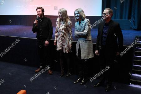 Stock Image of Andrew Haigh, Chloe Sevigny, Charlie Plummer, Steve Buscemi