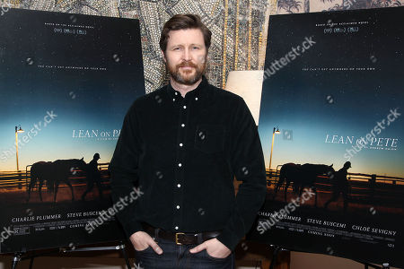 Editorial picture of NYC Special Screening of 'Lean on Pete', USA - 11 Mar 2018