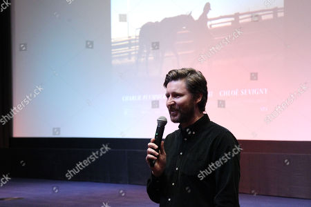 Editorial photo of NYC Special Screening of 'Lean on Pete', USA - 11 Mar 2018