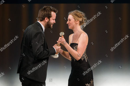 Editorial photo of 3rd Hungarian Film Prizes Gala, Budapest, Hungary - 11 Mar 2018