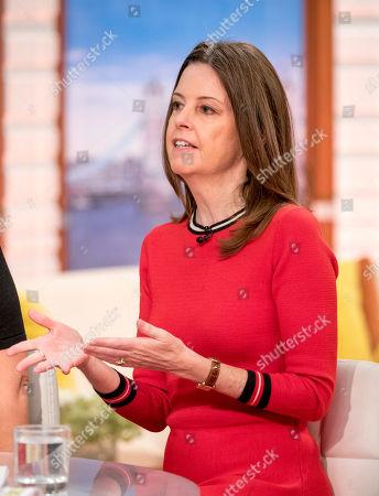 Editorial photo of 'Good Morning Britain' TV show, London, UK - 12 Mar 2018