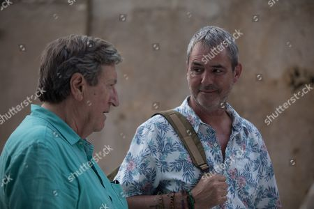 Philip Jackson as Paul Smart and Neil Morrissey as Greg McConnell