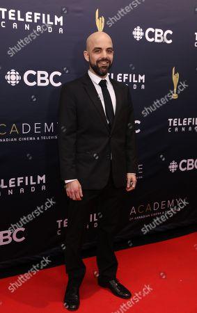 Editorial photo of Canadian Screen Awards, Toronto, Canada - 11 Mar 2018