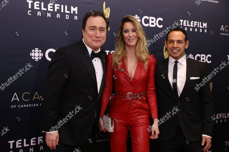 Stock Picture of This Hour Has 22 Minutes Cast: Mark Critch, Susan Kent, Shaun Majumder