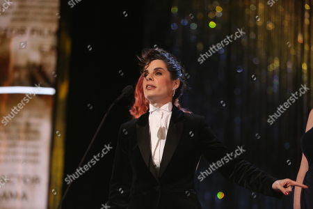 Stock Image of Meredith Macneill of Baroness von Sketch Show, Best Performance, Sketch Comedy (Individual or Ensemble)
