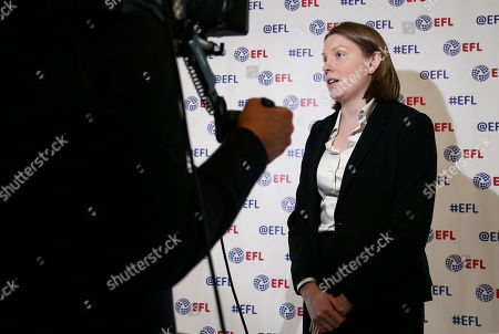 Editorial photo of EFL Community Awards, Terrace Pavilion, Houses of Parliament, London, UK - 12 Mar 2018
