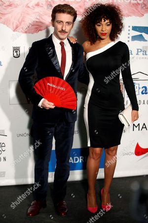 Montse Pla and Victor Clavijo