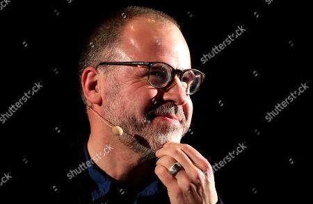 Stock Image of Ian McGuire