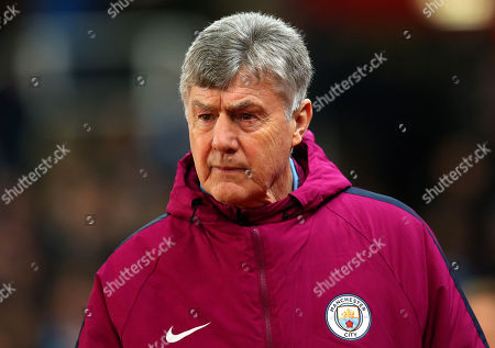 Manchester City coach Brian Kidd