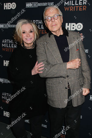 Editorial picture of HBO Documentarry Films Presents A New York  Special Screening of  'Arthur Miller: Writer' An Intimate Portrait of  Arthur Miller, New York, USA - 12 Mar 2018