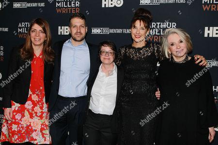 Nancy Abraham, Damon Cardasis, Cindy Tolan, Rebecca Miller, Sheila Nevins