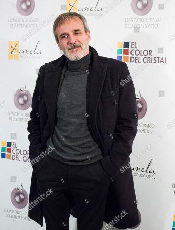 Editorial photo of 'El Fantastico Hidalgo de la Estepa Pontica' film premiere, Madrid, Spain - 12 Mar 2018