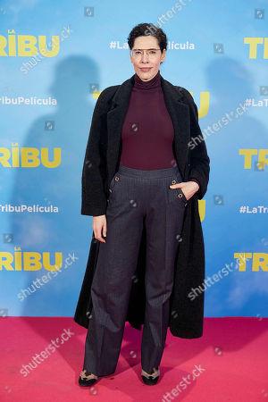 Editorial photo of 'La Tribu' film premiere, Madrid, Spain - 12 Mar 2018