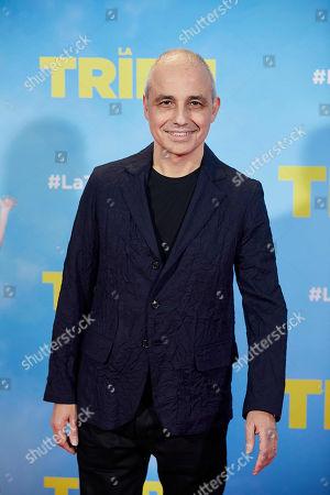 Editorial image of 'La Tribu' film premiere, Madrid, Spain - 12 Mar 2018