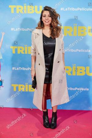 Editorial picture of 'La Tribu' film premiere, Madrid, Spain - 12 Mar 2018