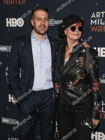 Damon Cardasis, Susan Sarandon.