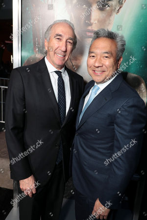 Gary Barber, Chairman and Chief Executive Officer of Metro-Goldwyn-Mayer Inc. (MGM), Kevin Tsujihara, Chairman and Chief Executive Officer, Warner Bros.,