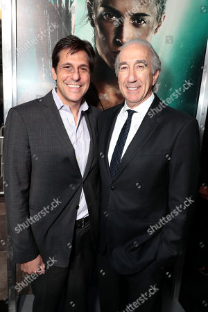 Jonathan Glickman, President, Motion Picture Group, Metro-Goldwyn-Mayer Studios (MGM), Gary Barber, Chairman and Chief Executive Officer of Metro-Goldwyn-Mayer Inc. (MGM),