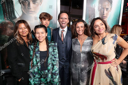 Roar Uthaug, Director, and family
