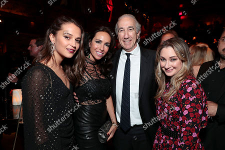 Editorial image of Warner Bros. Pictures and Metro Goldwyn Mayer Pictures US film premiere of 'Tomb Raider' at TCL Chinese Theatre, Los Angeles, CA, USA - 12 Mar 2018
