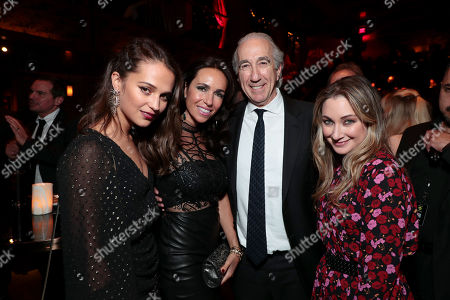 Editorial photo of Warner Bros. Pictures and Metro Goldwyn Mayer Pictures US film premiere of 'Tomb Raider' at TCL Chinese Theatre, Los Angeles, CA, USA - 12 Mar 2018