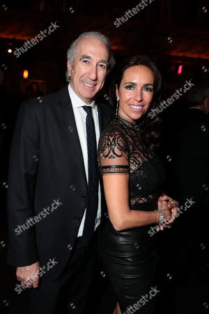 Stock Photo of Gary Barber, Chairman and Chief Executive Officer of Metro-Goldwyn-Mayer Inc. (MGM), Nadine Barber