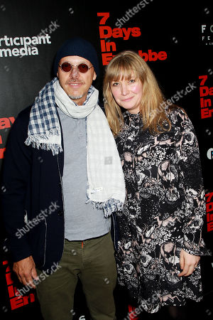 Jose Padilha (Director), Kate Solomon (Producer)
