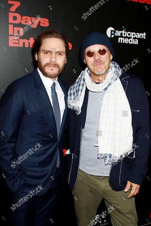 Daniel Bruhl, Jose Padilha (Director)