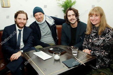 Daniel Bruhl, Jose Padilha (Director), Ben Schnetzer, Kate Solomon (Producer)