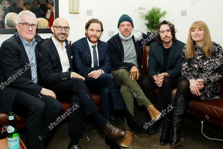 David Linde (CEO, Participant Media), Peter Kujawski (Chairman of Focus Features), Daniel Bruhl, Jose Padilha (Director), Ben Schnetzer, Kate Solomon (Producer)